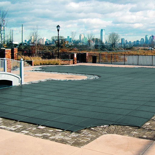 Meyco Pool Cover Installation