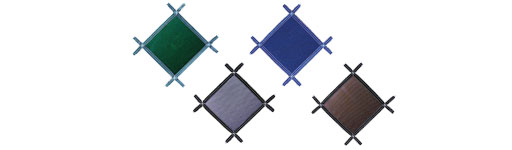 RuggedMesh Pool Cover Colors